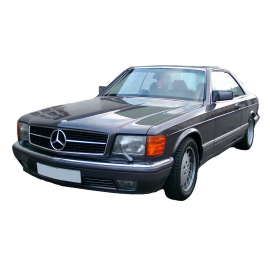 -W126- Coupe (1981-1991)